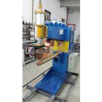 汽车滤清器滚焊机/消声器滚焊机/暖气片散热器专用滚焊机