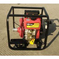 HANSI翰丝 车载抽水机农用小型柴油机水泵HS20HP