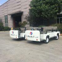 厂家直销环保电动高尔夫球车四轮电动观光车自动充电看房车 lk-11