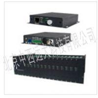 中西(LQS促销)数字视频光端机 型号:WTOS-VT-T/R101D库号:M407961