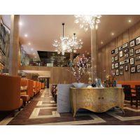 贵阳宴会厅设计装修空间处理和照明设计-筑格装饰