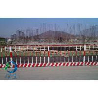 基坑护栏 地铁施工围栏 工地警示防护栏 临边护栏-耀佳