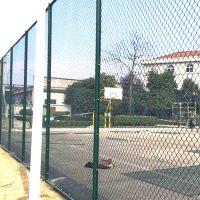 雄丰 生产厂家 球场围栏勾花网片运动场围栏网 球场隔离网