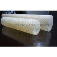 冰箱里的编织硅胶管应该如何清洗?