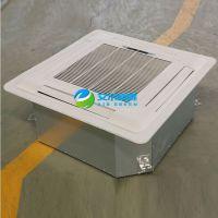供应艾尔格霖FP-KM强制排水智能型四面出风