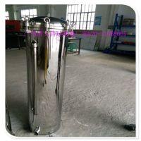 清又清供应 广州饮料厂专用拦截杂质过滤器304不锈钢 高效袋式过滤器
