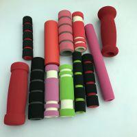 厂家直销健身器材橡胶塑料手把套 橡塑制品把手套各种车型手把套