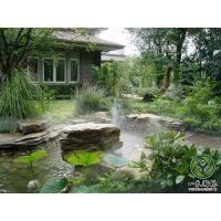 宁波私家花园景观_杭州一禾园林景观_私家花园景观公司