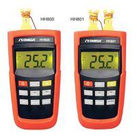 HH800A HH801A HH801B 手持式数字温度计 Omega原装