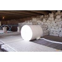 《忻州_3cm厚耐热硅酸铝喷吹毯》厂家每平米报价