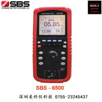 美国SBS-6500【5-6000Ah, 0-100V】电池容量测试仪