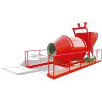 大型|年产5万吨猪粪有机肥生产线价格与工艺流程