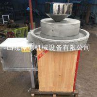 直径90公分石磨面粉机 玉米高粱面粉机 振德牌 电动石磨机 价格