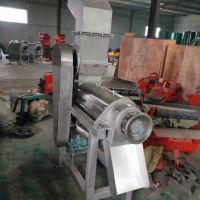 供应304不锈钢大型商用螺旋榨汁机价格 各种水果蔬菜大型榨汁机