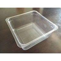 苏州薄吸塑包装厂透明立体食品吸塑内衬PET托盘甜点塑料包装盒吸塑西点盒方形蛋糕盒