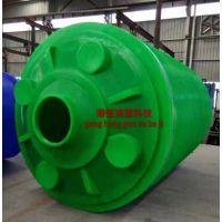 液体储罐水塔储蓄罐15立方塑料桶15吨防腐蚀柴油储蓄罐耐酸碱水桶