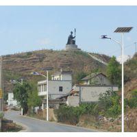 百耀照明供应贵州铜仁市LED太阳能路灯 工程案例