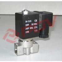 BZCD-1微型不锈钢高压电磁阀 适用于水,液,高压环境下的