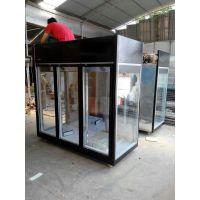 鲜花柜保鲜柜冷藏柜商用花店保鲜柜冷柜立式展示柜支持定做北京