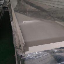 江苏白色条形铝板吊顶 加油站防风条扣板天花