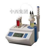 中西 自动电位滴定仪 型号:BJ25-ZDJ-4B 库号:M164380