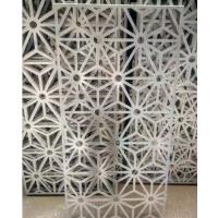 江苏雕刻铝合金窗花_雕刻铝窗花定制厂家__造型雕刻铝板