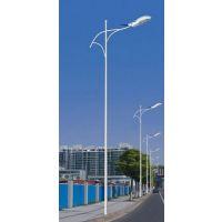 供应全国 2.5厚 60-120 热镀锌喷塑 锥形路灯杆