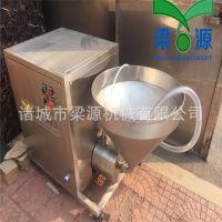 千页豆腐抽空细化机高效三级乳化机设备厂家直供