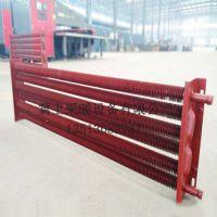 威海GRSC-400 烘干房暖气片 高频焊翅片管散热器