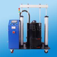 赛普SP-PUR55热熔胶机 55加仑湿气反应型PUR压盘式热熔胶机 PUR平贴