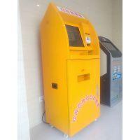 自助停车缴费机 自助终端机 金融自助设备自助收银终端机