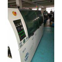 广晟德2015年双门小波峰焊GSD-WD300R装锡180kg