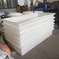 济南供应储水收纳方形箱 牛筋材质防老化塑料方箱