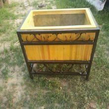 龙口市户外花箱真正产地厂家,小区花箱品质优良,沧州奥博体育器材