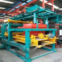 厂家推荐铼申6-15全自动液压免烧水泥砖机 成型快 压力大 自动出板