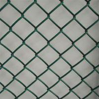 安平 直销绿色体育场围网 笼式足球场外围网 羽毛球场围墙防护网