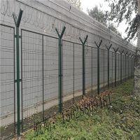 供应【航斯】厂家护栏网/上海机场防护围网/山西监狱防攀爬刀刺网/框架护栏