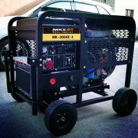 柴油发电焊机300A电启动电焊发电二用机三相380V