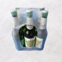 东莞厂家供应PE热收缩膜 易拉罐包装膜 可乐啤酒瓶盖包装膜