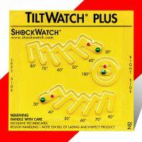 tiltwatch plus多角度防倾斜标签美国进口防倒置显示标签贴