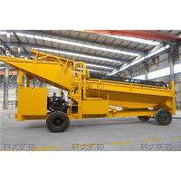 河沙淘金机械 河道淘金设备 小型淘金机器 旱地选金新型选矿摇床