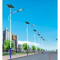 龙江照明供应黔东南锂电池太阳能led路灯6米50瓦