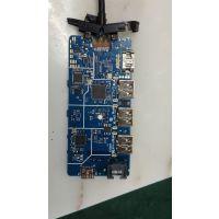 type-c转USB3.0 hdmi RJ45 PD适配器 移动电源 HUB