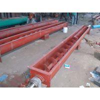 废液无轴螺旋输送机与钻井废液处理专用无轴绞龙输送机