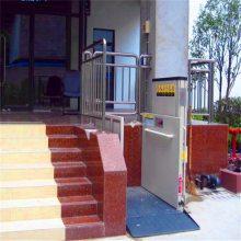 聊城家用简易液压电梯/铜陵哪有做家用电梯的厂家-坦诺机械