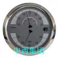 中西 (HLL特价)指针式温湿度计 型号:XH21-JWS-A6库号:M281813