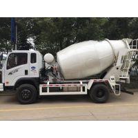 供应4.73L排量重汽王牌6方7方 混凝土搅拌车