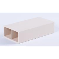 供应弘景PVC竹纤维木塑(FT50100)木塑方通