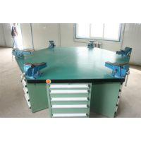 百利丰工业设备(图)|铁板工作台|湖北工作台