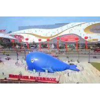 2018鲸鱼岛出租鲸鱼主题乐园新颖气模鲸鱼岛租赁